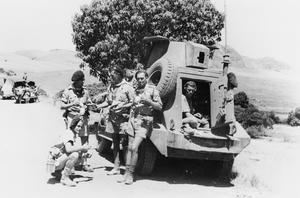 SUCCESSFUL BRITISH OPERATIONS AT MADAGASCAR, 1942