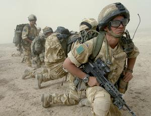 OPERATION HERRICK:  BRITISH FORCES IN AFGHANISTAN 2006 - 2007