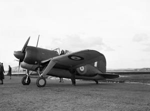 AMERICAN AIRCRAFT IN ROYAL AIR FORCE SERVICE 1939-1945: BREWSTER MODEL 339 BUFFALO.