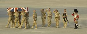 OPERATION HERRICK:  BRITISH FORCES IN AFGHANISTAN