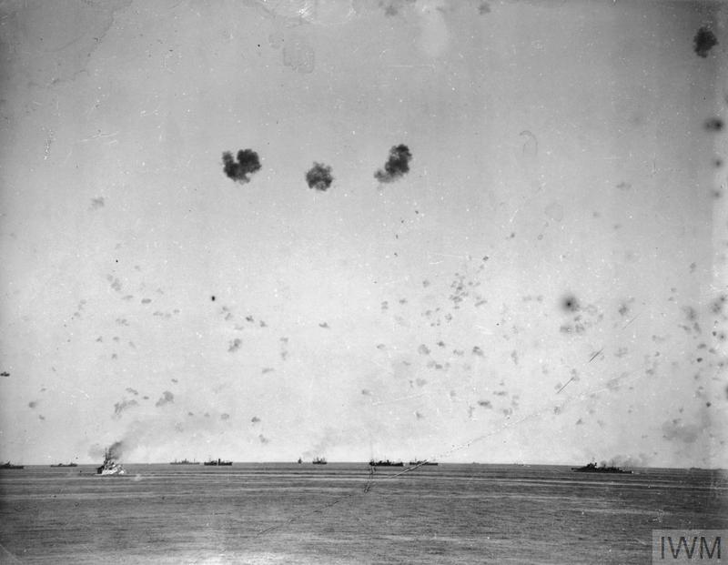 OPERATION PEDESTAL, AUGUST 1942