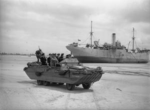 THE ROYAL NAVY DURING THE SECOND WORLD WAR: THE CAMPAIGN IN NORMANDY, JUNE 1944