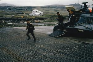 HOVERCRAFT IN SERVICE WITH THE ROYAL NAVY, 1962 - 1982