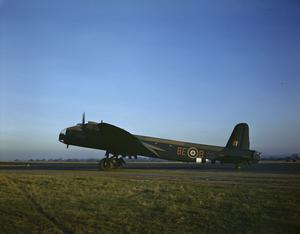 BRITISH AIRCRAFT IN ROYAL AIR FORCE SERVICE: SHORT S.29 STIRLING.