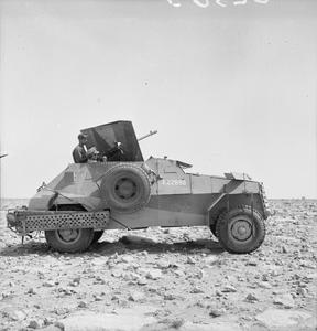 THE BRITISH ARMY IN NORTH AFRICA 1941