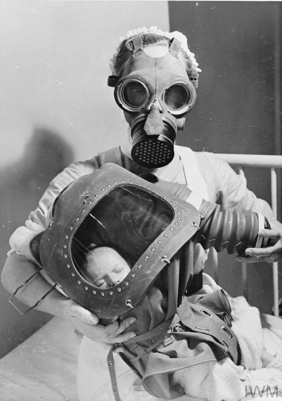 CHEMICAL WARFARE IN THE TWENTIETH CENTURY