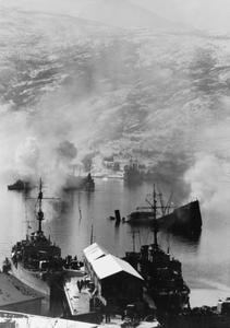 THE FIRST BATTLE OF NARVIK, 10 APRIL 1940