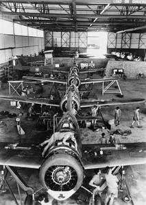 AMERICAN FIGHTERS FOR MALAYA, C. 12 AUGUST 1941