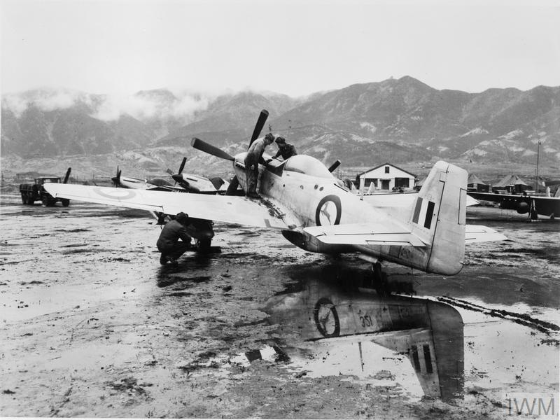 The South African Air Force During The Korean War Kor 641