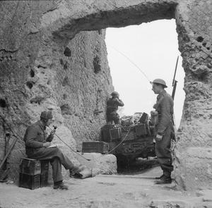 THE BATTLE OF CASSINO, JANUARY-MAY 1944