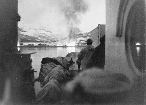 THE ROYAL NAVY IN THE NORWEGIAN CAMPAIGN, 1940