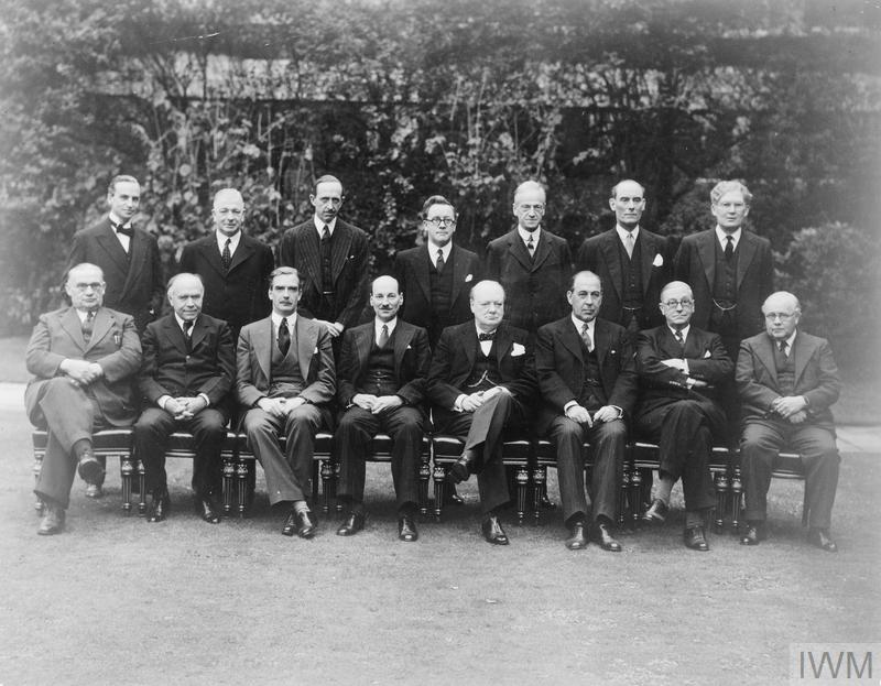 Image result for british political cabinet 1936