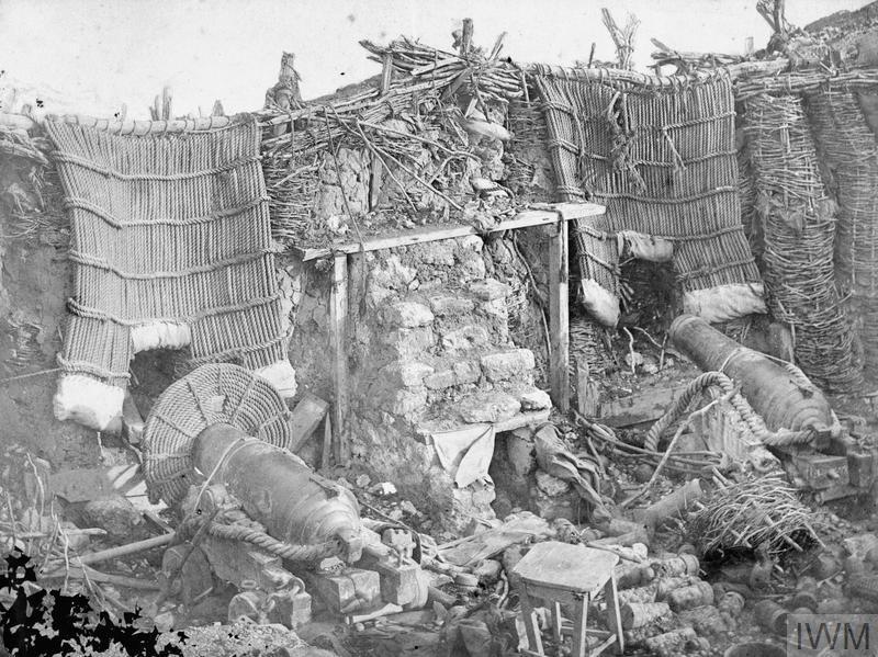 THE CRIMEAN WAR, 1854 - 1856