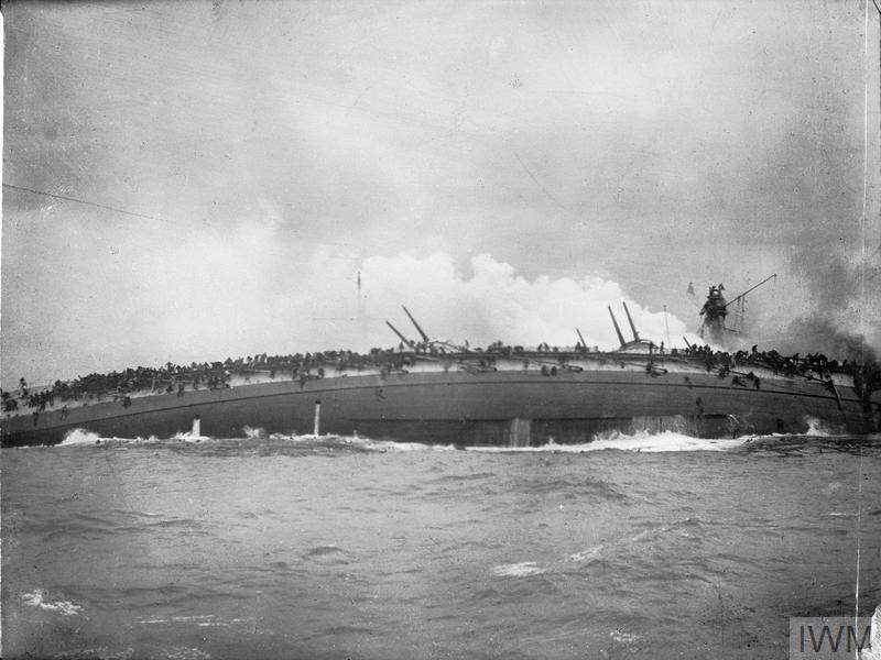 THE BATTLE OF DOGGER BANK, 24 JANUARY 1915