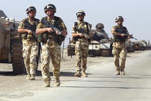 OPERATION TELIC:  BRITISH FORCES IN IRAQ 2003