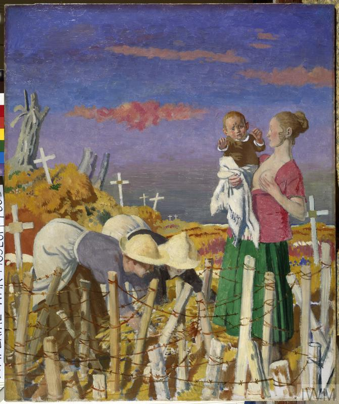 Harvest, 1918