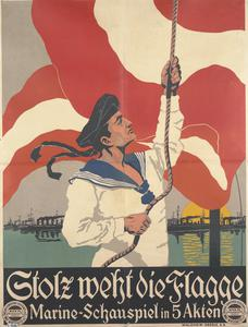 Stolz Weht die Flagge [Proudly Waves the Flag]