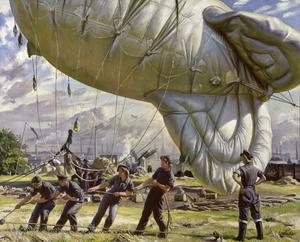 A Balloon team Laura Knight