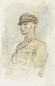 Lieut F W Stear, MC, CGM, RNVR : 1918