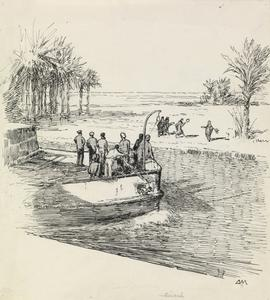 The Sirens of the Narrows : egg-sellers on the banks of the Tigris