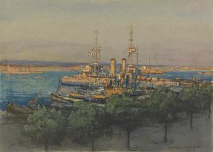 HMS Queen : Trawlers and drifters, Taranto