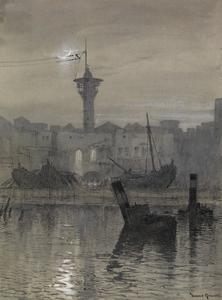 Sunken Tugs in Beyrout Harbour
