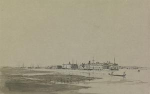 Basra. Hospital Ships : situated at the head of the Shatt-el-Arab. The junction of the Euphrates and Tigris.
