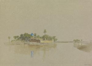 Ezra's Tomb: A Blue-Domed Shrine on the Tigris