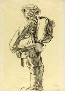 A Study of a Soldier