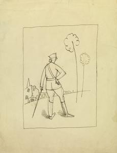 Sketch of a Soldier