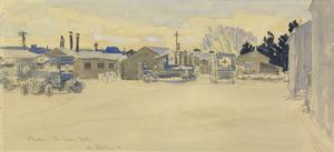 Etaples, The Convoy Yard