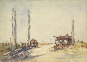 Derelict Tanks