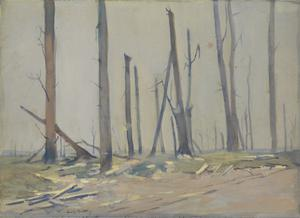 Suicide Corner, Ypres