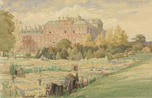 Kensington Palace and Allotments