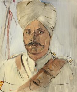 Daffardar, 14th Lancers. (Jat)