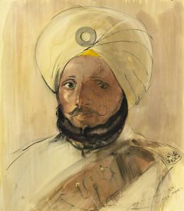 Sepoy, 14th Sikhs