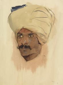Sepoy, 114th Mahrattas (Dekhani Mahratta)