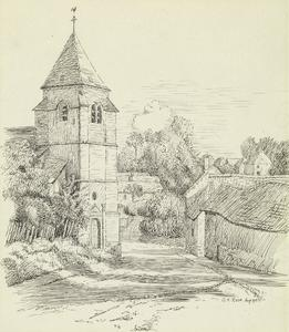 The Church, Sailly-au-Bois