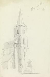Ploegsteert Church, 1915