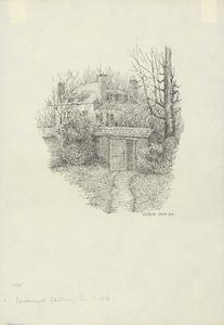 Louvencourt Chateau, January 5 1916