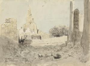 The Minaret, Gaza