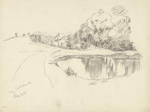 Near Whitchurch, August 1916