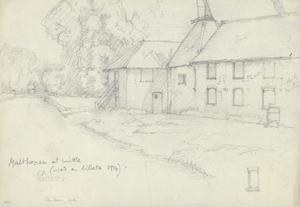Malthouse at Writtle (used as Billets 1914); On Leave, 1916