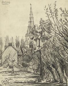 Robecq, November 1916