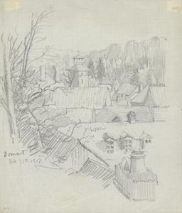 Domart, February 11th 1917