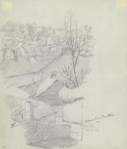 Domart-en-Ponthieu, February 11th 1917