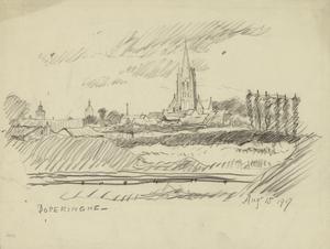 Poperinghe, August 15 1917