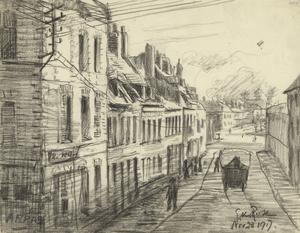 Arras, November 23 1917