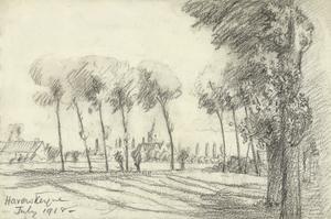 Haverskerque, July 1918