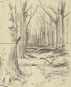 Bourlon Wood, October 15th 1918